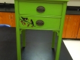 Chalk-Painted Cottage Furniture