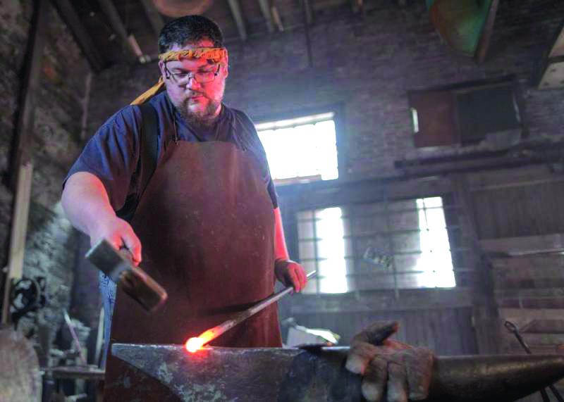 Intro to Blacksmithing