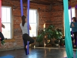 Tuesday Afternoon Aerial Yoga