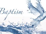 Baptism Prep