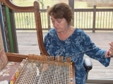 Chair Caning/Seat Weaving Fall 2019