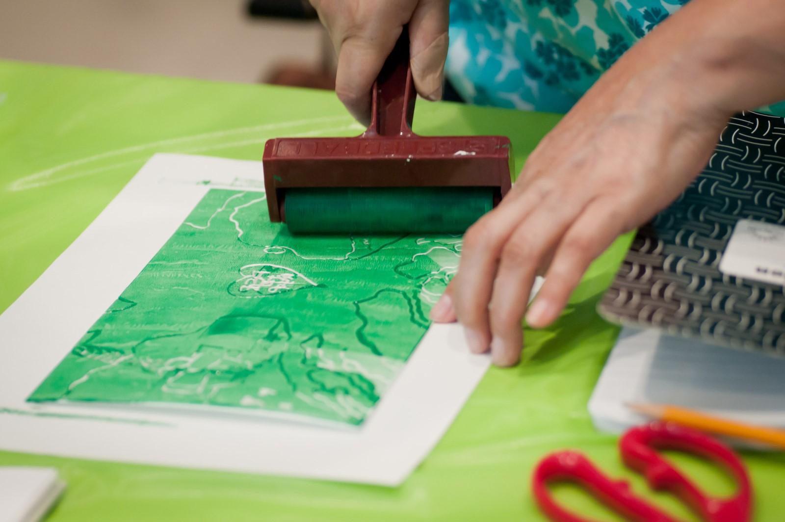 Bookbinding & Printmaking Workshop