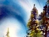 314F17 Splash Watercolors with Suzi - Creative Landscape