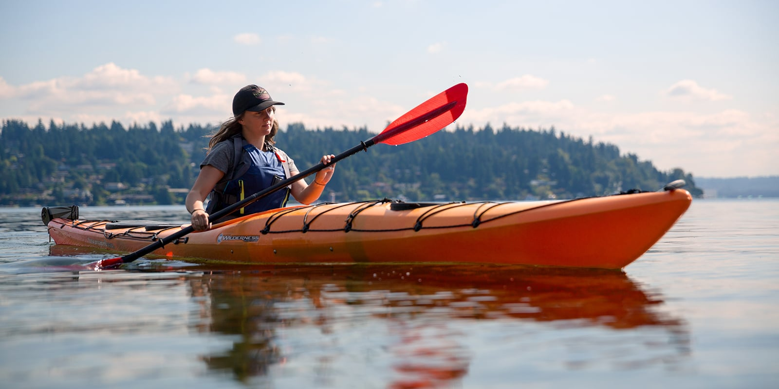 Introduction to Recreational Kayaking- Session III