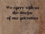 SAGE Finding Your Ancestors