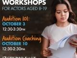 Audition 101 Workshop