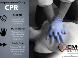 Hands-Only CPR - Non Certified - Woodbury