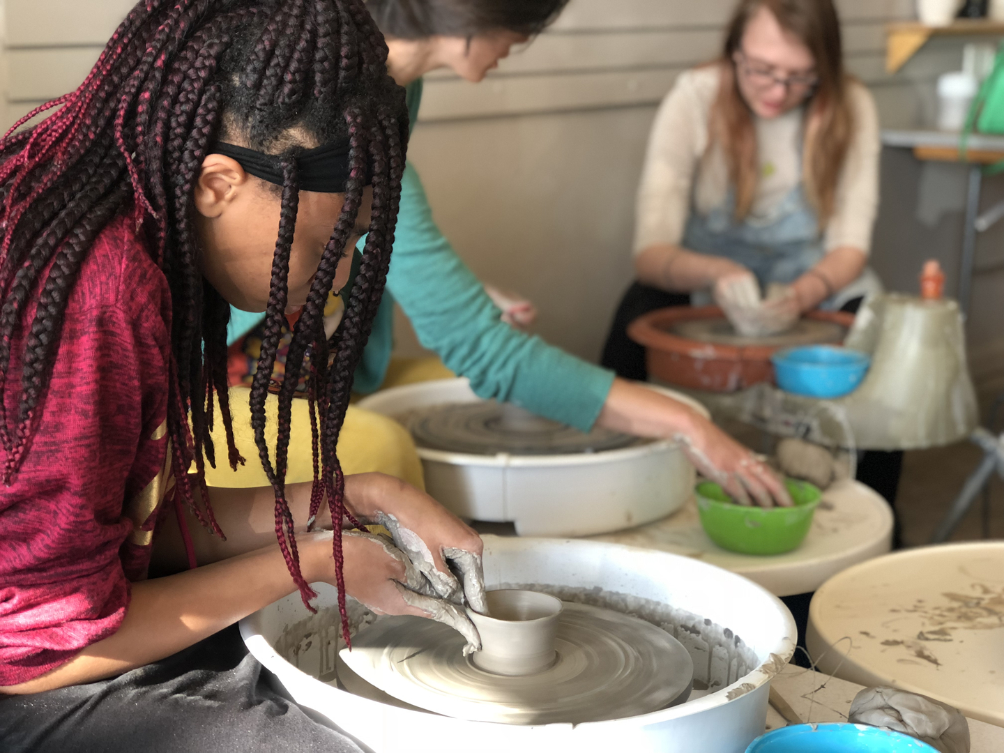 Girls Night Out: Clay Night 4/26