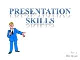 Presentation Skills May ONLINE - Spring 2018