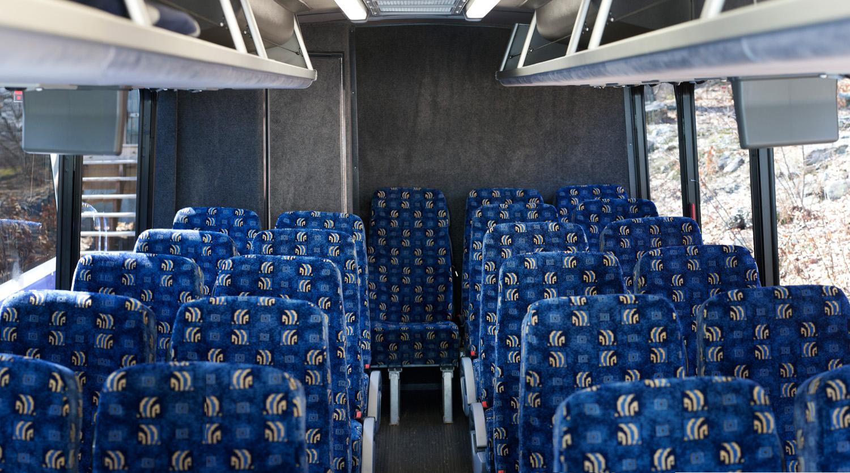 Quincy Market Bus Trip