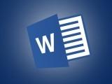 Microsoft Office 2013 Word - Advanced
