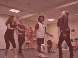 Middle School Ensemble: Fundamentals of Acting (Gr 6-8)