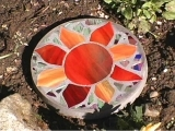Stained Glass Stepping Stone Class