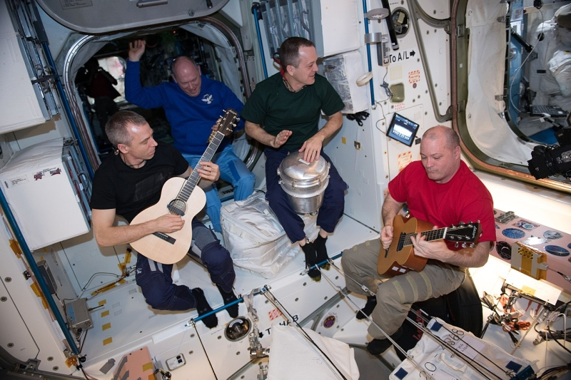 Original source: https://upload.wikimedia.org/wikipedia/commons/thumb/2/2c/ISS-55_Crew_members_during_an_out_of_this_world_jam_session.jpg/1280px-ISS-55_Crew_members_during_an_out_of_this_world_jam_session.jpg