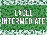 Excel for Intermediate