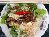 Vietnamese Cooking: Bun Cha