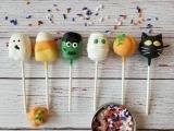 Halloween Cake Pop Class