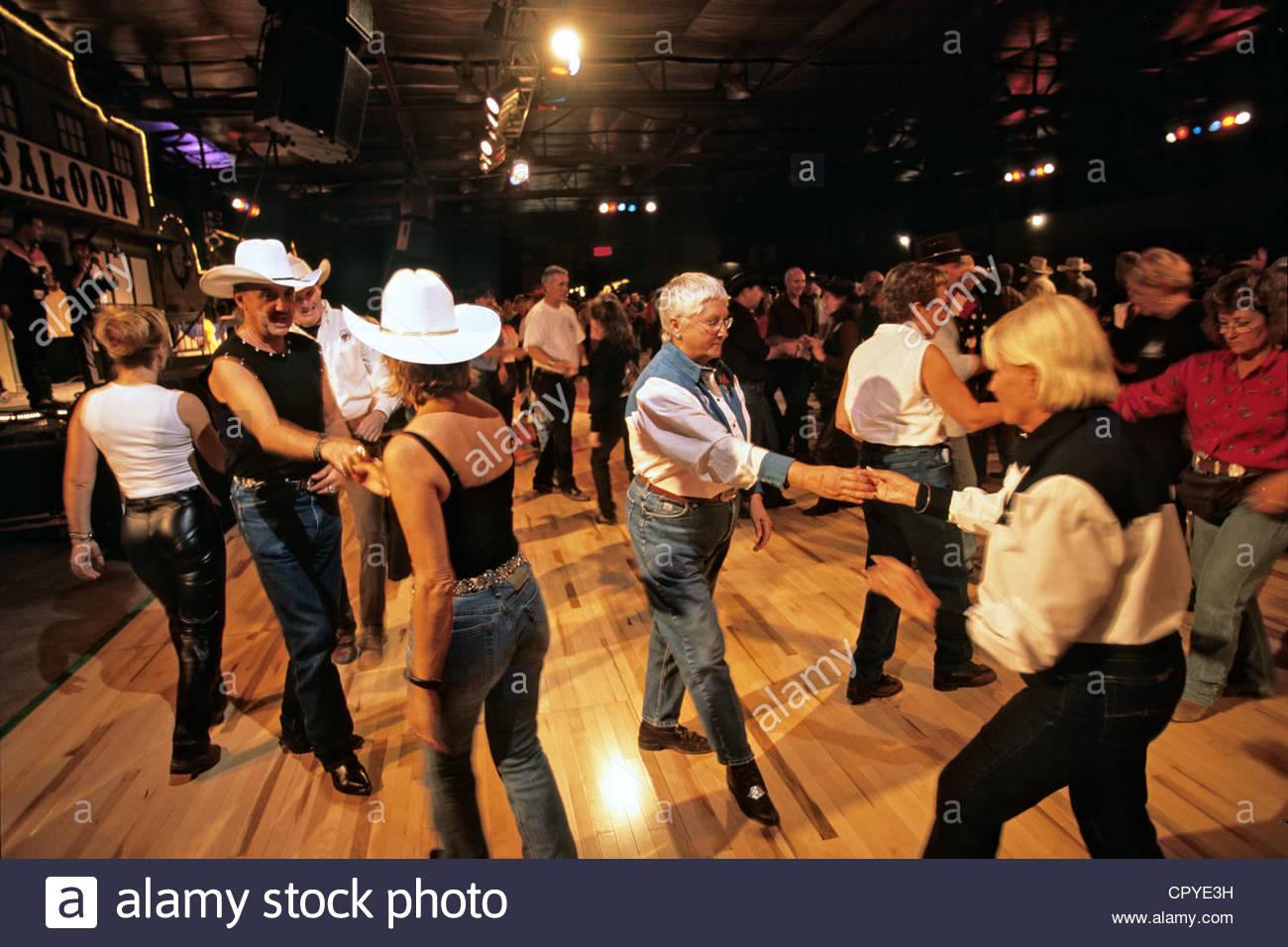Line Dancing - Section III