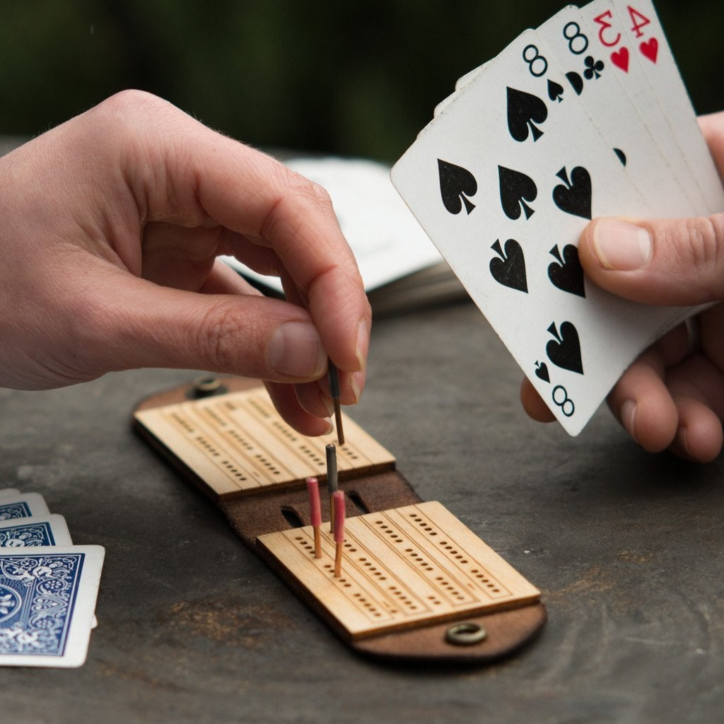 Annual April Fool's Cribbage Tournament