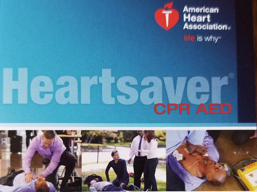 AHA Heartsaver First Aid Online Classes