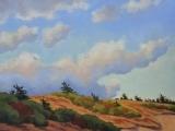 Oil, Acrylic and Gouache Painting - February