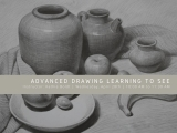 Advanced Drawing: Learning to See