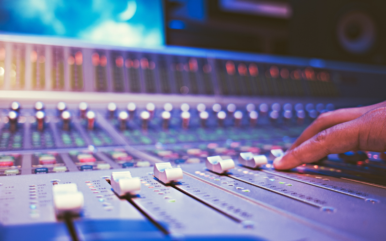 Music Production-Private Lessons (February)