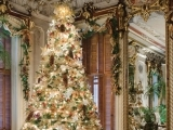 Victoria Mansion Christmas and the Old Port, Portland