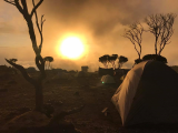 800S20 Climbing Kilimanjaro