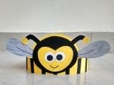 EcoArts Fest: A Lala Palooza of Pollinators-Headpieces