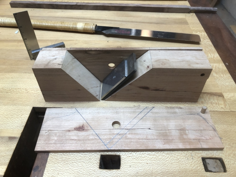 Image uploaded by Ebanista School of Fine Woodworking