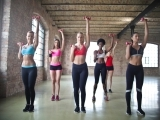 HIIT(High Intensity Interval Training) with Gisella