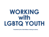 Working Effectively with LGBT Youth