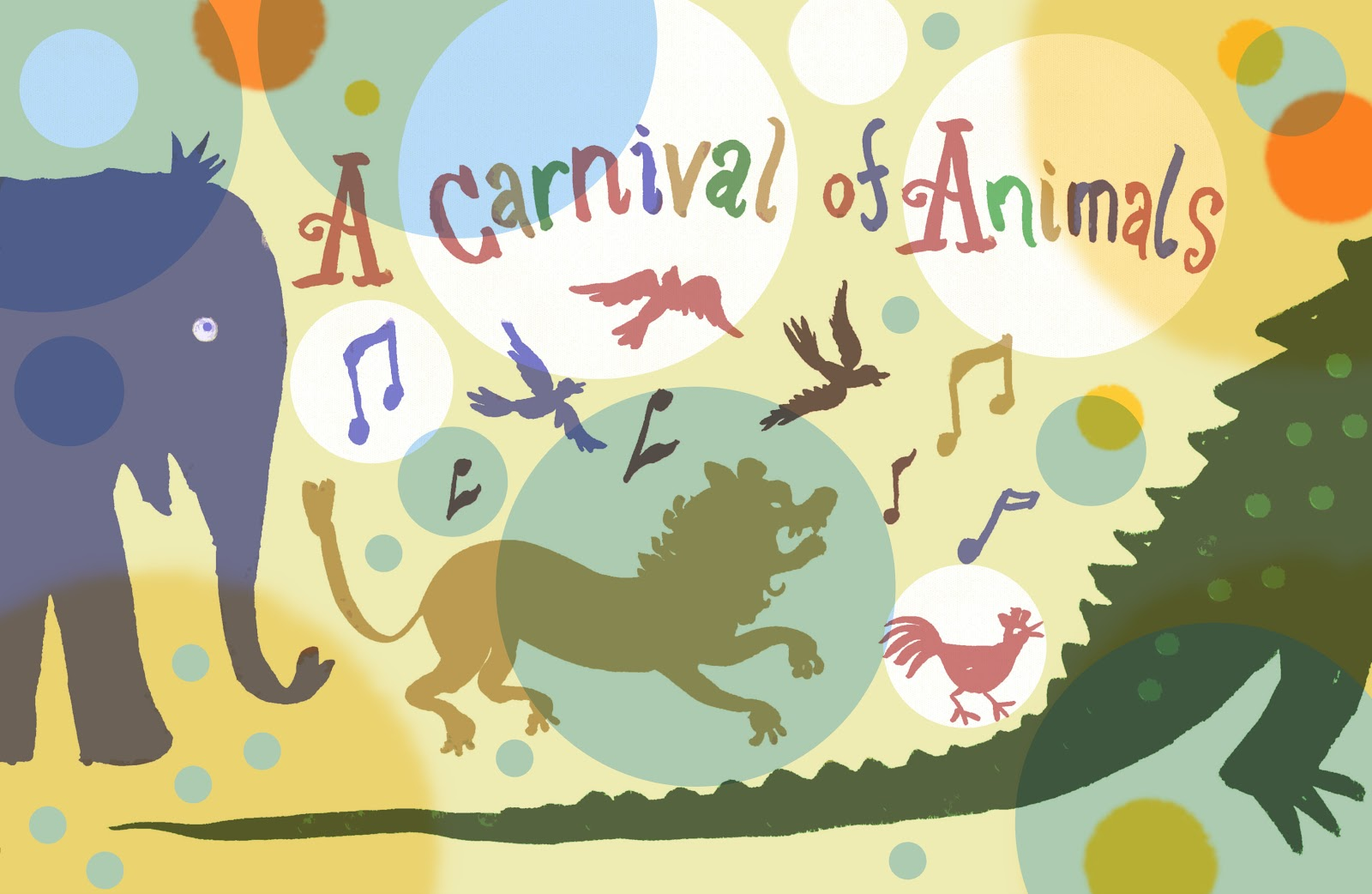 OboeBass! presents Pages of Music: Camille St Saens and the Carnival of the Animals