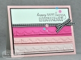 Birthday Cards - Stamp a Stack