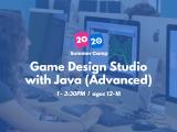 1:00PM | Game Design Studio with Java (Advanced)