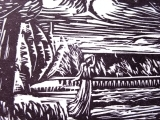 Paper Trails: Exploring Printmaking Session 1: The Art of the Woodcut