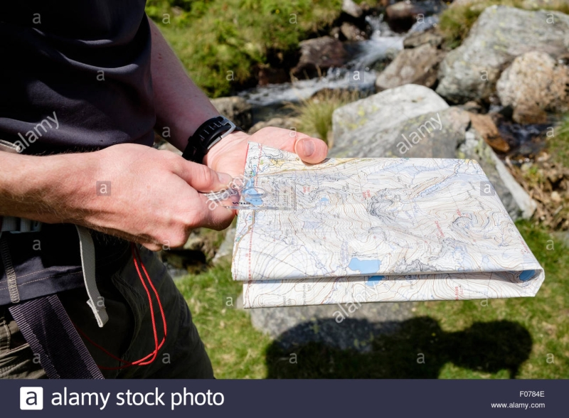 Original source: https://c8.alamy.com/comp/F0784E/hiker-holding-a-hiking-map-and-using-a-navigation-compass-to-measure-F0784E.jpg
