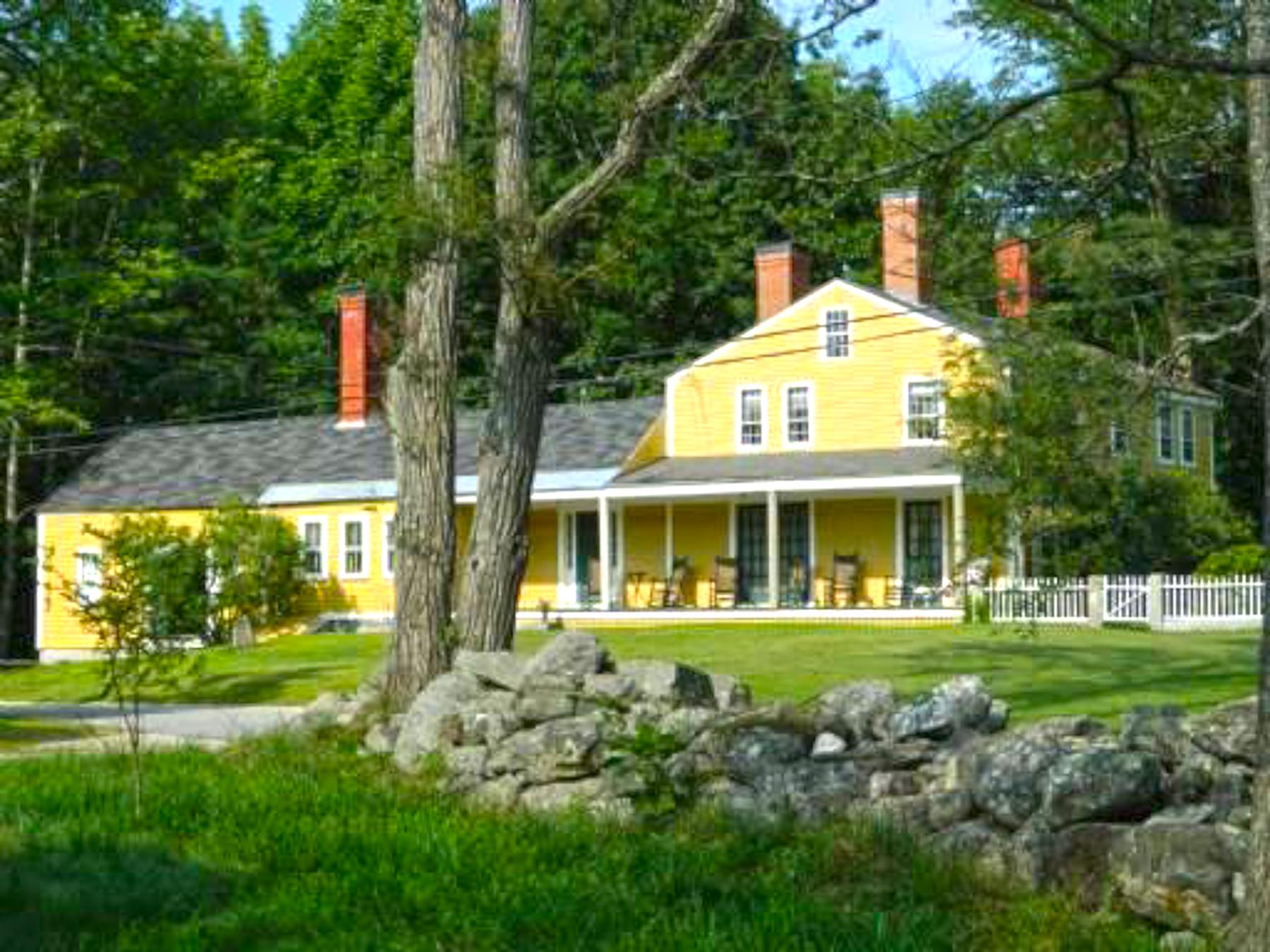 Valley Lodge (Circa 1792)