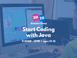 9:30AM   Start Coding with Java