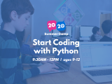 9:30AM   Start Coding with Python