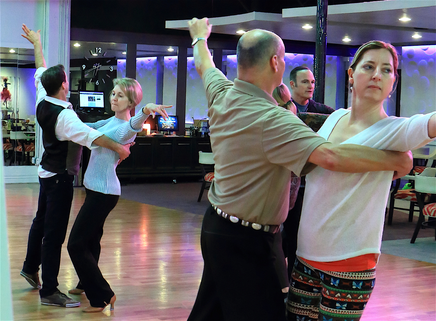 Ballroom Dance – Spring Tune Up
