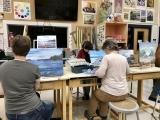 Open Studio Painting 1.19.21