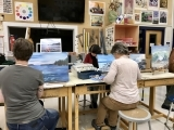 Open Studio Painting 1.19.21