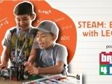 Mondays: STEAM Engineering with LEGO® bricks
