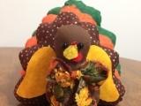 Stuffed Turkey Decoration