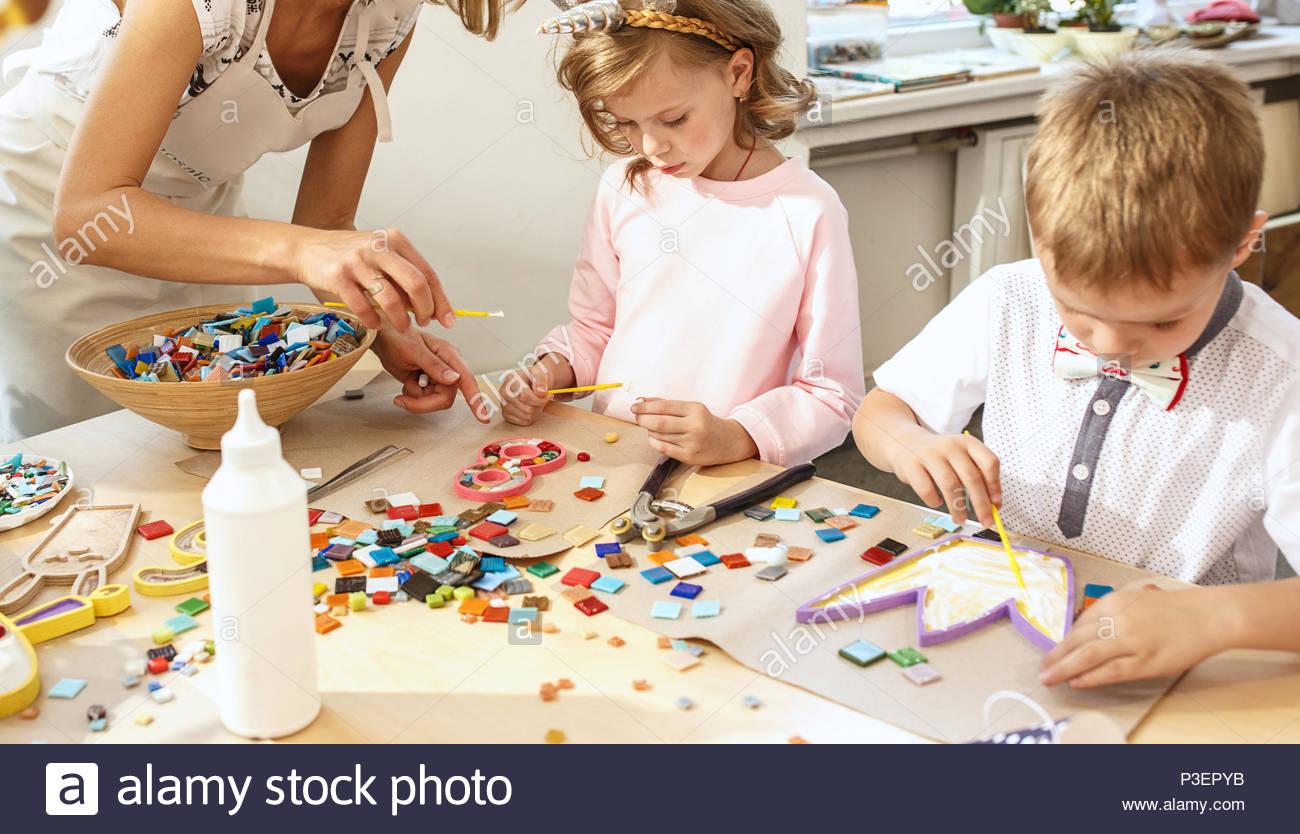 Kids: Mosaic