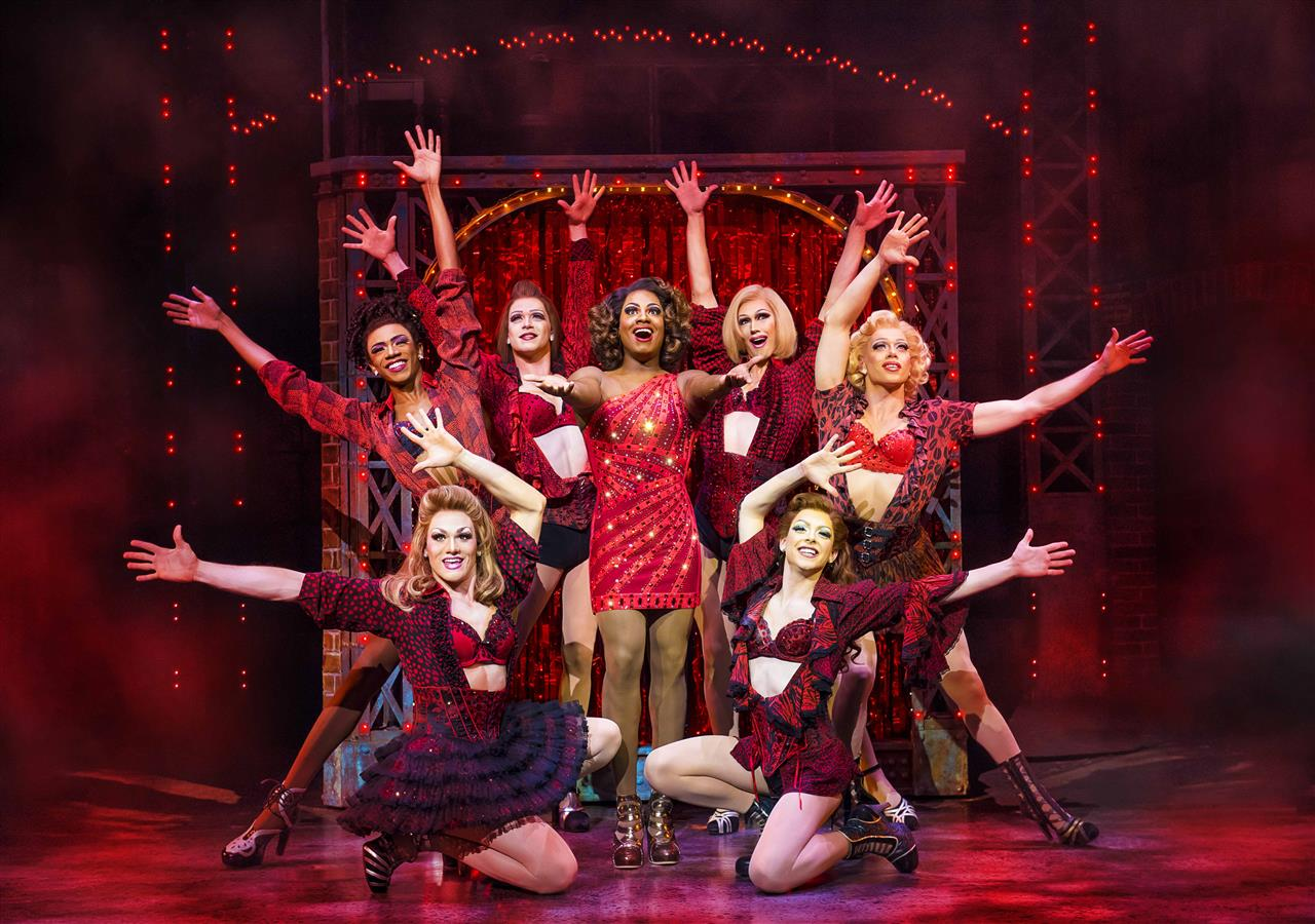 Kinky Boots Broadway in Boston W19