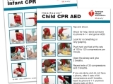 American Heart Assoc. Heartsaver Infant, Child & Adult CPR/AED