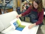 Paper Trails: Exploring Printmaking - Session 2: Printmaking Without a Press